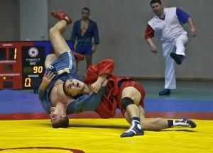 спортивное самбо