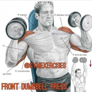 Упражнения для дельтовидных мышц 2. Самбо-Уфа